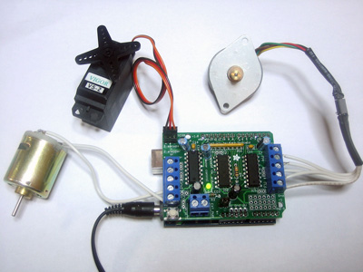 Stepper Motor Control - Sedonia Technologies